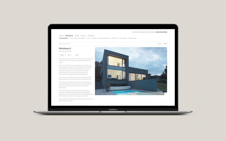 DDJ-Architekten Webseite Projektseite [hires]