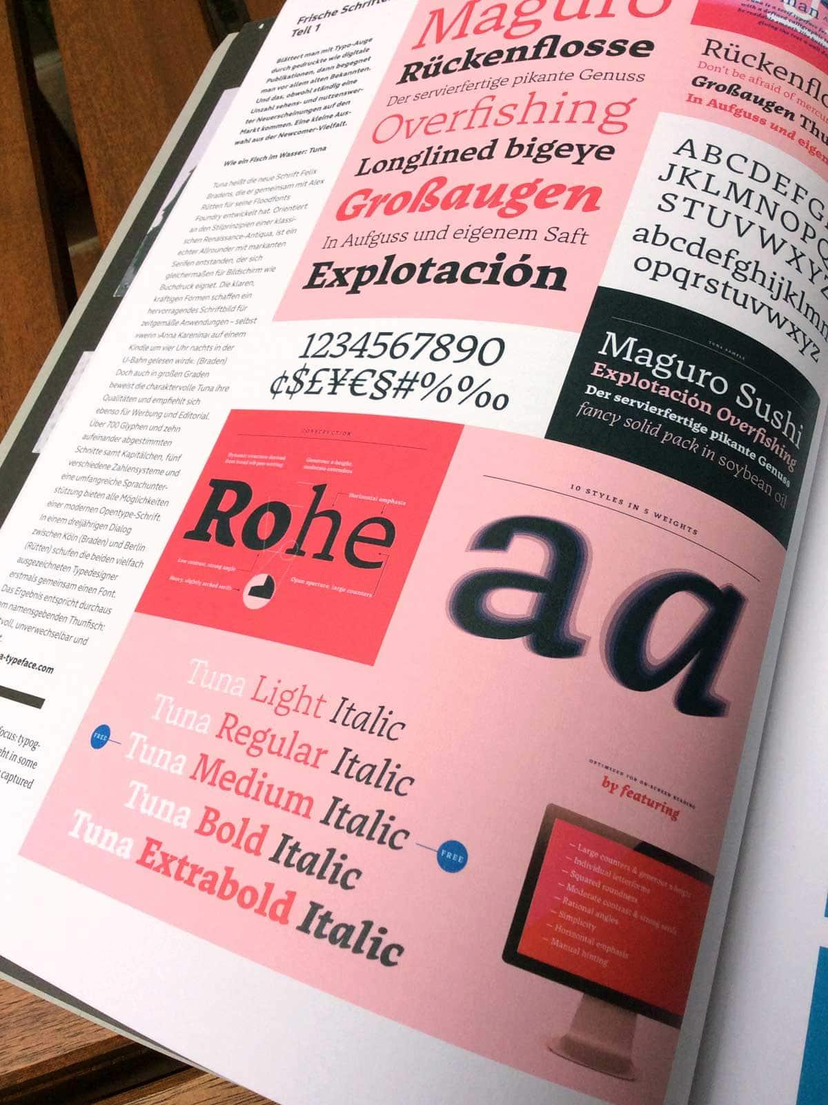 Artikel in Novum Magazin 06/17
