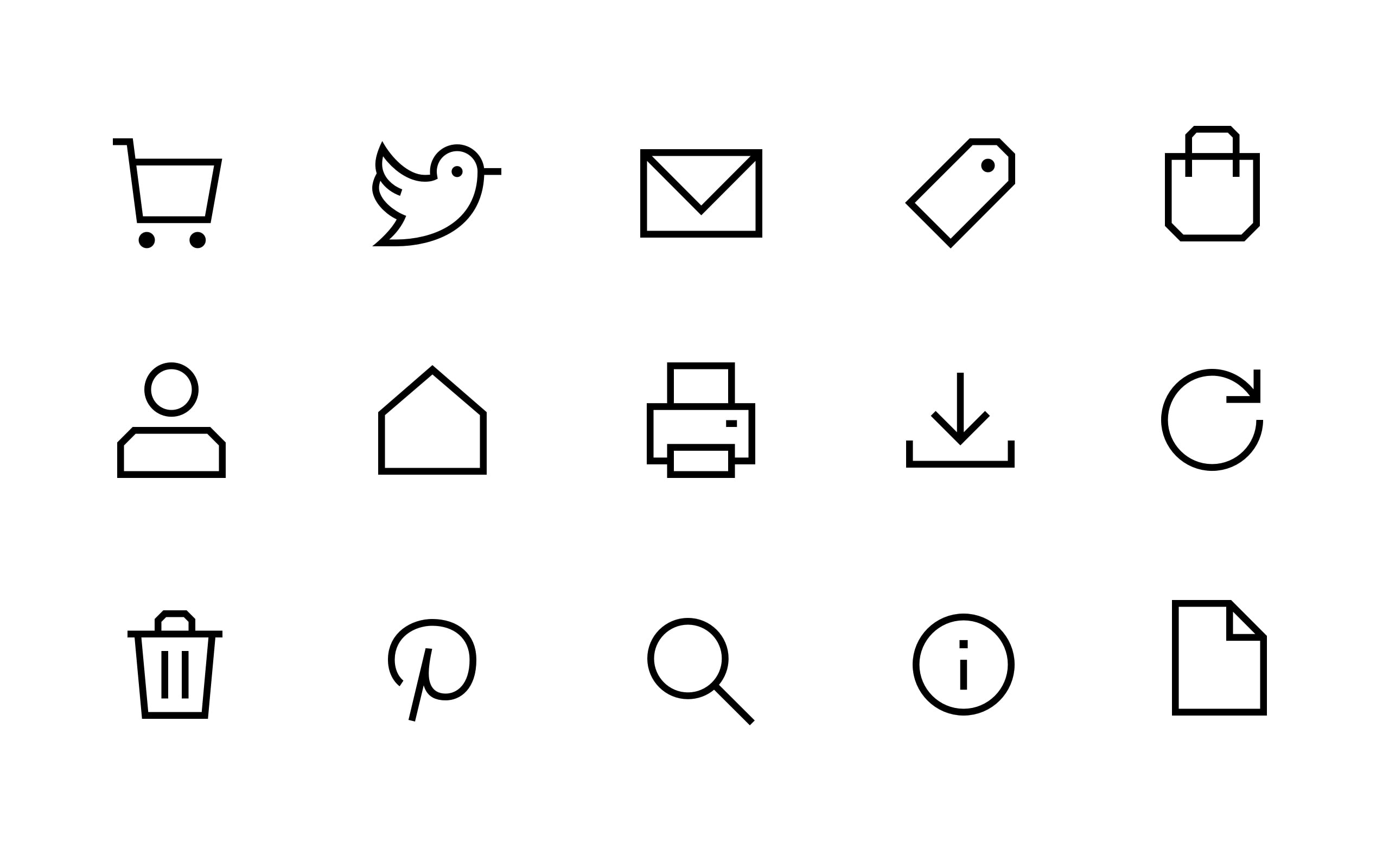 Lilli Green Iconset