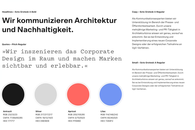 Baukunst Plus Identity Design Guidelines
